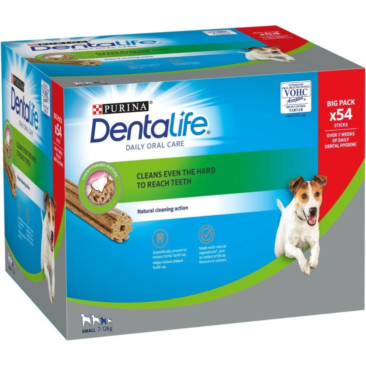 Purina DentaLife Daily Oral Care Storpack