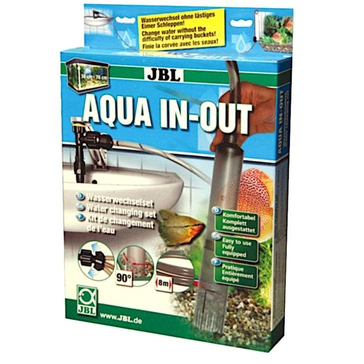 JBL Aqua In-Out Complete Set Water Changing Kit