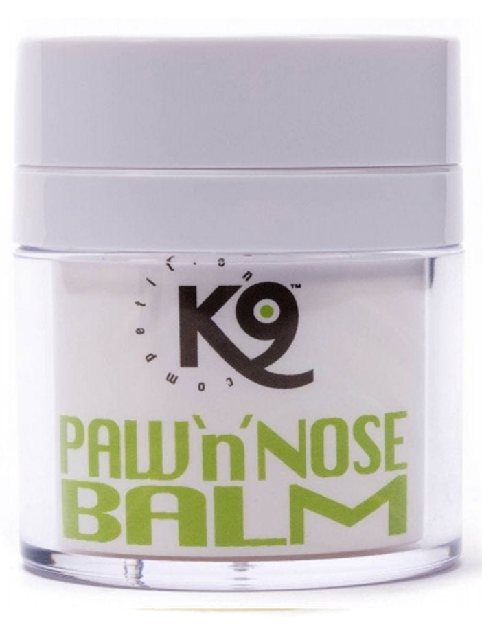 K9 Competition Paw`n´Nose Balm Restores Moisture Balance