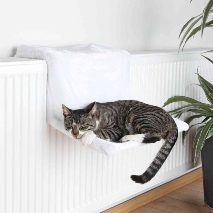 Trixie Cat Bed For Radiators, Snuggling Place