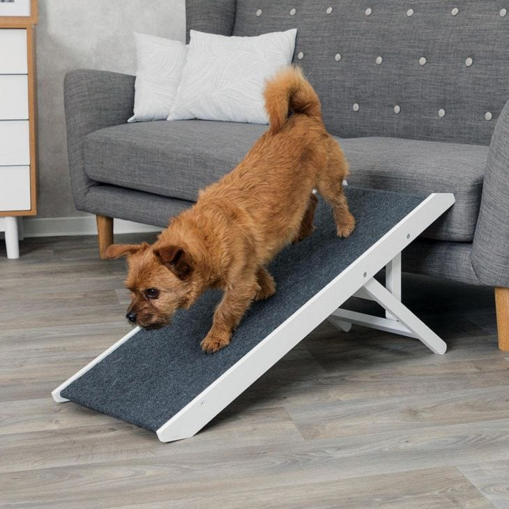 Trixie Dog Support Ramp Height-Adjustable