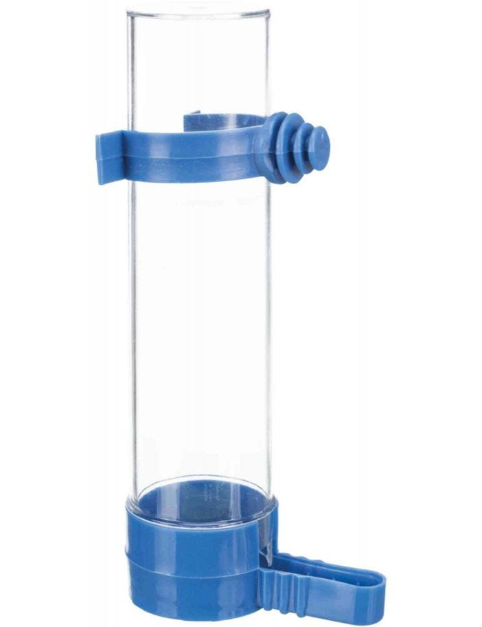 Trixie Plastic Water & Feed Dispenser
