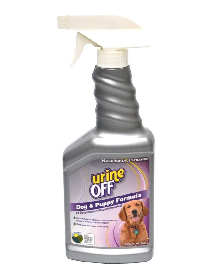 Urine Off Dog & Puppy Formula - Odour and Stain Remover