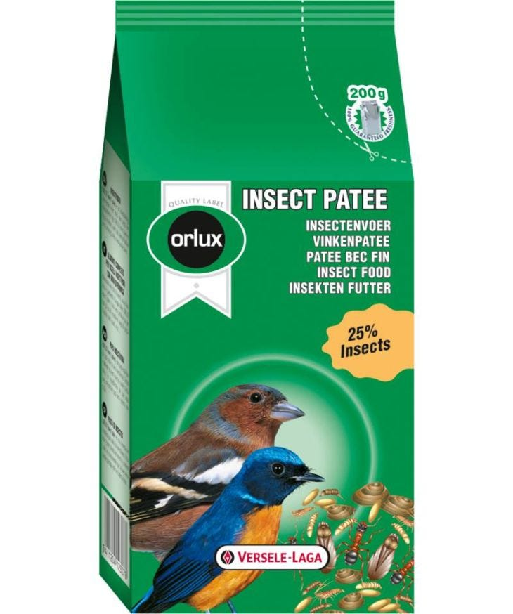 Versele-Laga Orlux Insect Patee min. 25% Insects