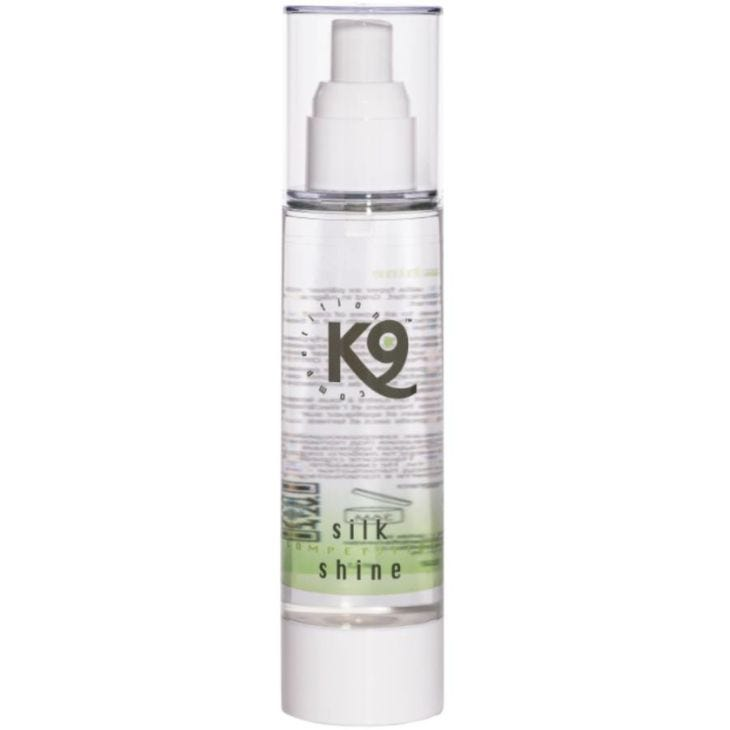 K9 Competition Silk Shine Leave In Drops Luster & Shine